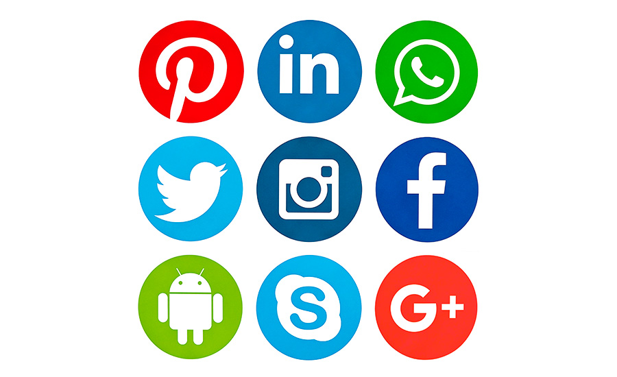 the popularity of social media as the main advertising platform today Not long ago social-media marketing was something that brand managers might ask their summer interns to deal with today it has become a pillar of the advertising industry.