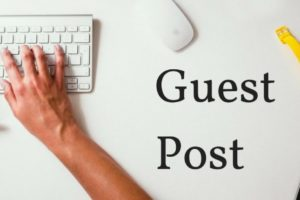 How to do guest posting?